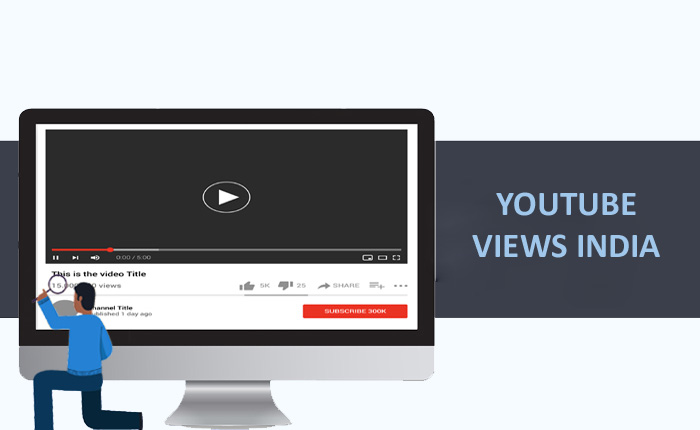 Buy Youtube Views India