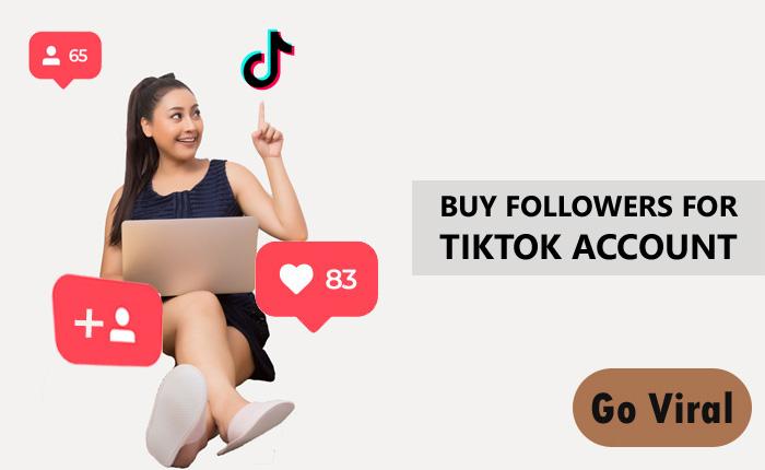 Buy Followers On TikTok